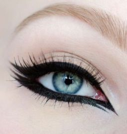 40 Cat Eye Makeup Ideas 1
