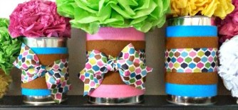 40 DIY Recycling Cans Ideas 17