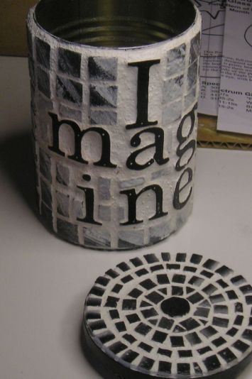 40 DIY Recycling Cans Ideas 21