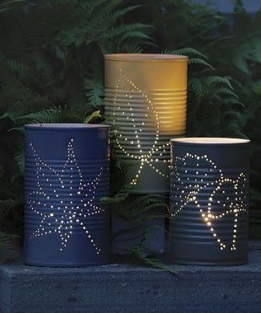40 DIY Recycling Cans Ideas 4