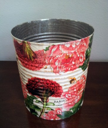 40 DIY Recycling Cans Ideas 42
