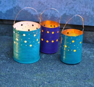 40 DIY Recycling Cans Ideas 6