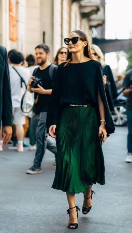 40 Fashionable Green Outfits Ideas 32