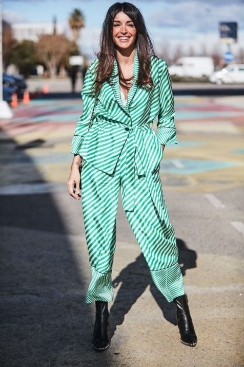 40 Fashionable Green Outfits Ideas 39