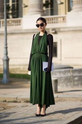 40 Fashionable Green Outfits Ideas 46