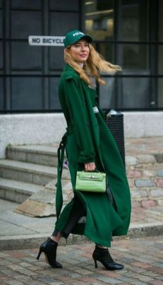 40 Fashionable Green Outfits Ideas 47