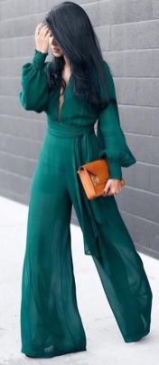 40 Fashionable Green Outfits Ideas 49