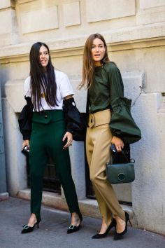 40 Fashionable Green Outfits Ideas 9