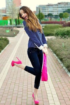 40 How to Wear Neon Shoes Ideas 3