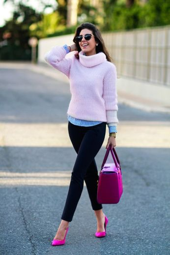 40 How to Wear Neon Shoes Ideas 5