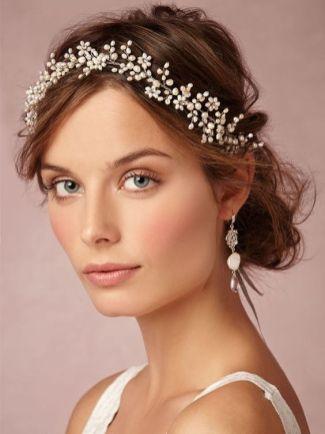 40 Natural Wedding Makeup Ideas 19