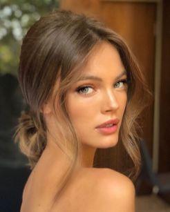 40 Natural Wedding Makeup Ideas 25