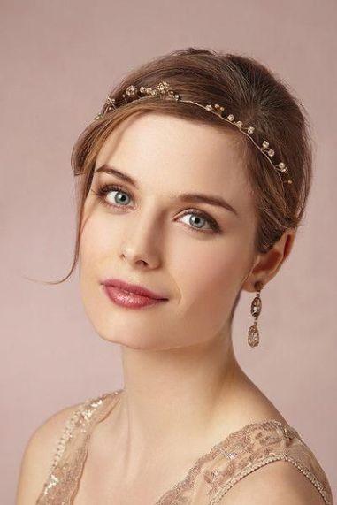 40 Natural Wedding Makeup Ideas 29