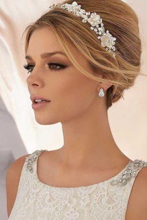 40 Natural Wedding Makeup Ideas 31