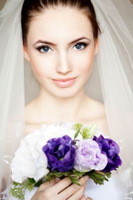 40 Natural Wedding Makeup Ideas 41