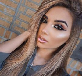 40 Night Party Makeup Look You Should Try 9