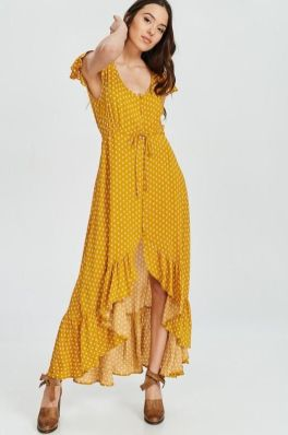 40 Polka Dot Dresses In Fashion Ideas 1