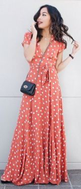 40 Polka Dot Dresses In Fashion Ideas 15
