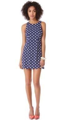 40 Polka Dot Dresses In Fashion Ideas 22
