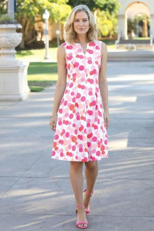 40 Polka Dot Dresses In Fashion Ideas 31