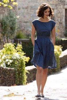 40 Polka Dot Dresses In Fashion Ideas 40