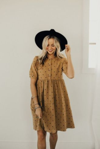 40 Polka Dot Dresses In Fashion Ideas 45