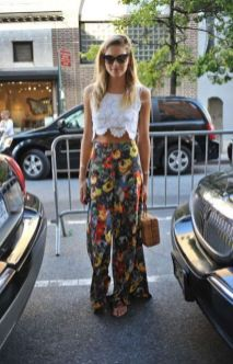 40 Ways to Wear Palazzo Pants for Summer Ideas 1