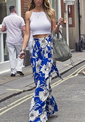 40 Ways to Wear Palazzo Pants for Summer Ideas 11