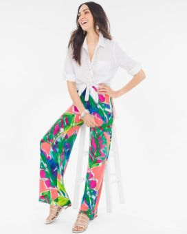 40 Ways to Wear Palazzo Pants for Summer Ideas 17