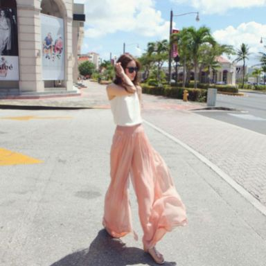 40 Ways to Wear Palazzo Pants for Summer Ideas 44