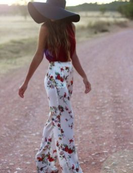 40 Ways to Wear Palazzo Pants for Summer Ideas 6