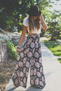 40 Ways to Wear Palazzo Pants for Summer Ideas 7