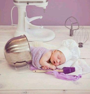 50 Cute Newborn Photos for Baby Girl Ideas 4