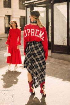 50 Fashionable Red Outfit Ideas 2