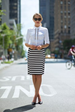 50 Ways to Wear Perfect Black and White in Fashion Ideas 12