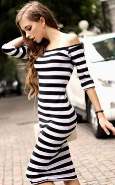 50 Ways to Wear Perfect Black and White in Fashion Ideas 18