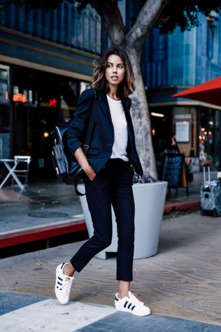 50 Ways to Wear Perfect Black and White in Fashion Ideas 22