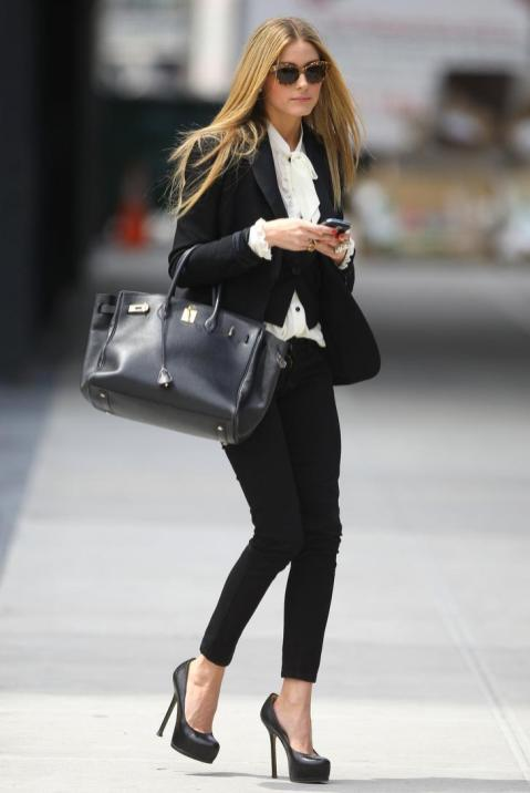 50 Ways to Wear Perfect Black and White in Fashion Ideas 27