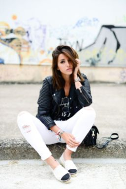 50 Ways to Wear Perfect Black and White in Fashion Ideas 3