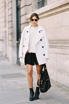 50 Ways to Wear Perfect Black and White in Fashion Ideas 35