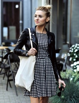 50 Ways to Wear Perfect Black and White in Fashion Ideas 37