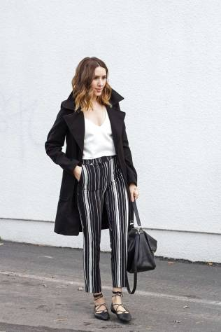 50 Ways to Wear Perfect Black and White in Fashion Ideas 47