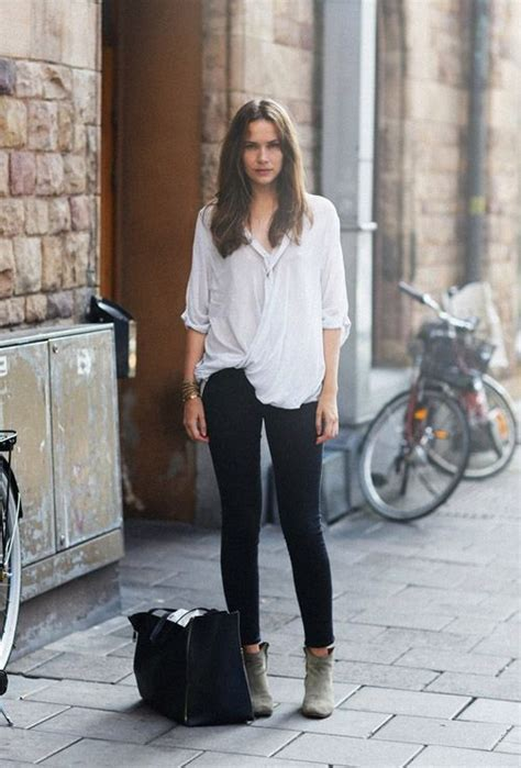 50 Ways to Wear Perfect Black and White in Fashion Ideas 51