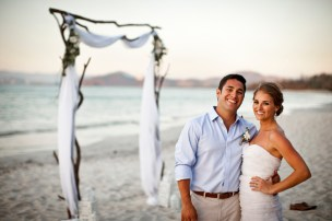 60 Beach Wedding Themed Ideas 17