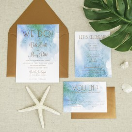 60 Beach Wedding Themed Ideas 39