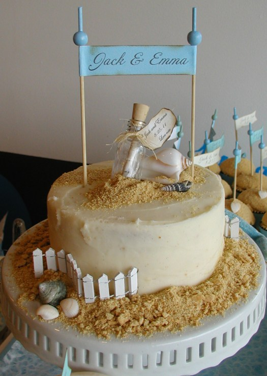 60 Beach Wedding Themed Ideas 45