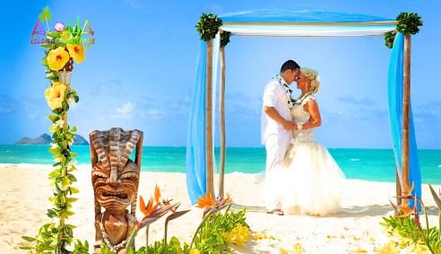 60 Beach Wedding Themed Ideas 50