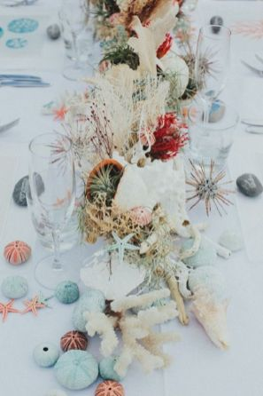 60 Beach Wedding Themed Ideas 53