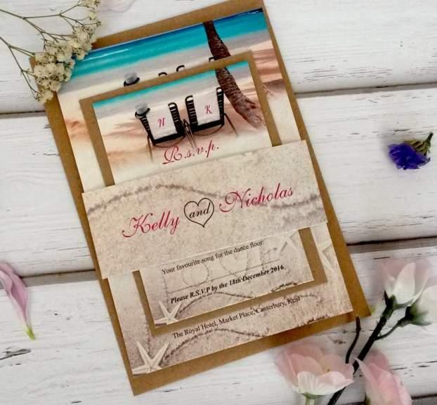 60 Beach Wedding Themed Ideas 59