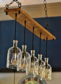 80 Ways to Reuse Your Glass Bottle Ideas 32